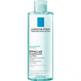 La Roche-Posay Effaclar Ultra tisztító micelláris víz problémás és pattanásos bőrre  400 ml