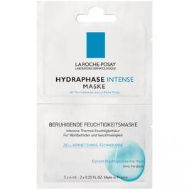 La Roche-Posay Hydraphase nyugtató hidratáló maszk az érzékeny száraz bőrre  12 ml