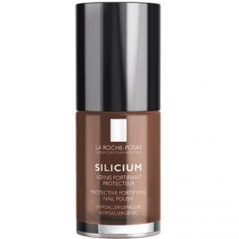 La Roche-Posay Silicium Color Care körömlakk árnyalat 38 Chocolat 6 ml