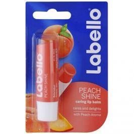 Labello Peach Shine tonizáló ajakbalzsam barack illatú  5,5 ml