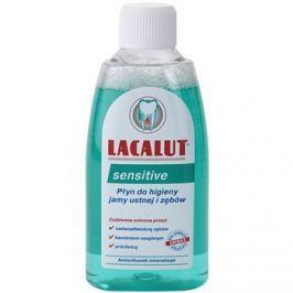 Lacalut Sensitive szájvíz érzékeny fogakra  300 ml