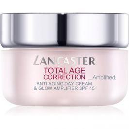 Lancaster Total Age Correction _Amplified nappali ránctalanító krém az élénk bőrért  50 ml