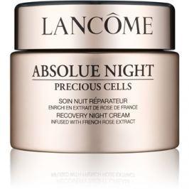 Lancôme Absolue Night Precious Cells Éjszakai fiatalító és ránctalanító krém száraz bőrre  50 ml