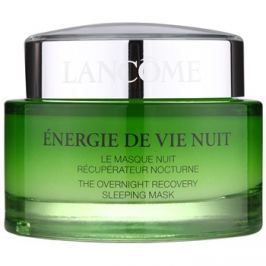 Lancôme Énergie De Vie éjszakai megújító maszk fáradt bőrre  75 ml