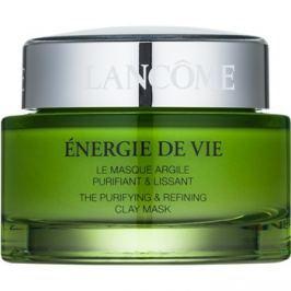 Lancôme Énergie De Vie tisztító maszk agyaggal  75 ml