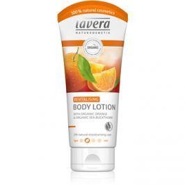 Lavera Body Spa Orange Feeling testápoló tej  200 ml