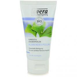 Lavera Faces Cleansing tisztító peeling minden bőrtípusra  50 ml