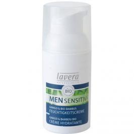 Lavera Men Sensitiv tápláló hidratáló nappali krém  30 ml