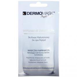 L'biotica DermoMask Night Active feltöltő maszk ránctalanító mély  12 ml