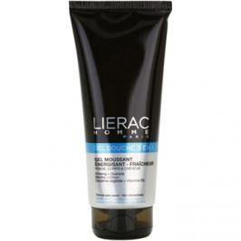 Lierac Homme tusfürdő gél  arcra, testre és hajra uraknak  200 ml