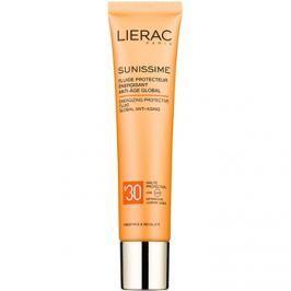Lierac Sunissime energetizáló védőfolyadék SPF30  40 ml