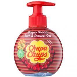 Lip Smacker Chupa Chups tusoló- és fürdőgél Cherry 300 ml