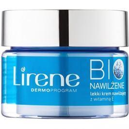 Lirene Bio Hydration könnyű hidratáló krém normál és kombinált bőrre  50 ml