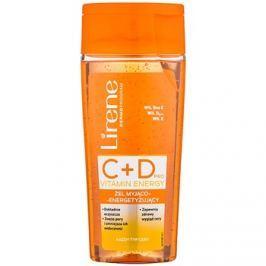 Lirene C+D Pro Vitamin Energy tisztító gél energetizáló hatással 30+  200 ml
