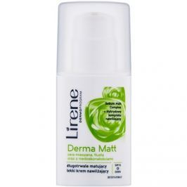 Lirene Derma Matt hidratáló mattító krém SPF15  30 ml