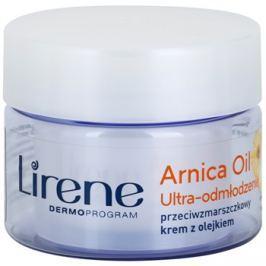 Lirene Essential Oils Arnica kisimító krém a ráncok ellen  50 ml