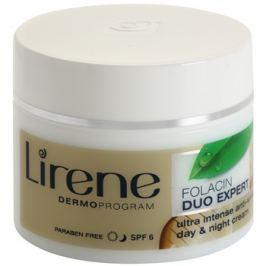 Lirene Folacin Duo Expert 40+ intenzív ránctalanító krém SPF 6  50 ml