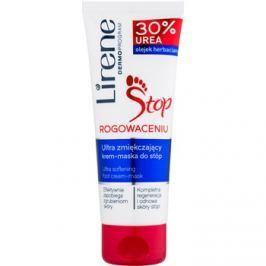Lirene Foot Care 2 az 1-ben krém és maszk lábakra bőrkeményedés ellen (30 % Urea) 75 ml