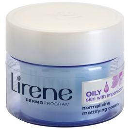Lirene Healthy Skin+ Oily Skin normalizáló és mattító nappali és éjszakai krém a bőrhibákra  50 ml