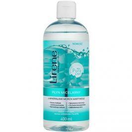 Lirene Micel Pure Matt micelláris víz Holt-tenger ásványaival  400 ml