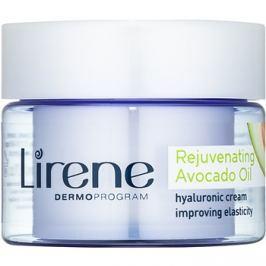 Lirene Moisture & Nourishment Az érzékeny bőr hidratálása avokádóval  50 ml
