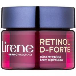 Lirene Retinol D-Forte 50+ feszesítő éjszakai krém ránckorrekcióhoz  50 ml