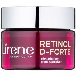 Lirene Retinol D-Forte 60+ fiatalító nappali krém a bőr feszességéért  50 ml