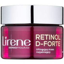 Lirene Retinol D-Forte 70+ élénkítő nappali krém lifting hatással  50 ml