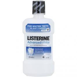 Listerine Advanced White szájvíz fehérítő hatással íz Clean Mint  250 ml