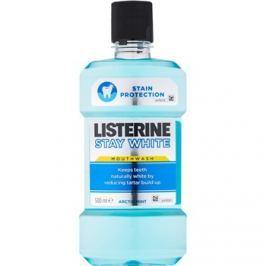 Listerine Stay White szájvíz fehérítő hatással íz Arctic Mint  500 ml