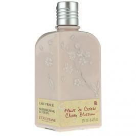 L'Occitane Fleurs de Cerisier testápoló tej  250 ml