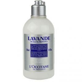L'Occitane Lavande testápoló tej  250 ml
