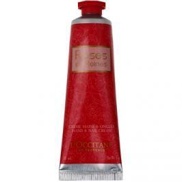 L'Occitane Rose kézkrém rózsa illattal  30 ml