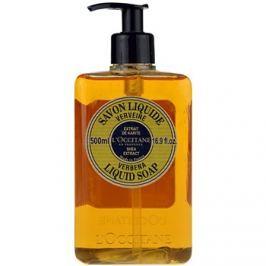 L'Occitane Verveine folyékony szappan  500 ml