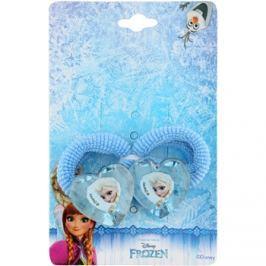 Lora Beauty Disney Frozen hajgumik szív alakú  2 db