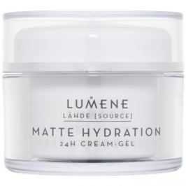 Lumene Lähde [Source of Hydratation] mattító hidratáló géles krém 24h  50 ml