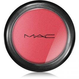 MAC Powder Blush arcpirosító árnyalat Frankly Scarlet  6 g