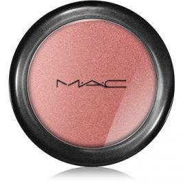 MAC Sheertone Shimmer Blush arcpirosító árnyalat Plum Foolery  6 g