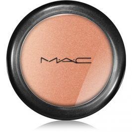 MAC Sheertone Shimmer Blush arcpirosító árnyalat Sunbasque  6 g