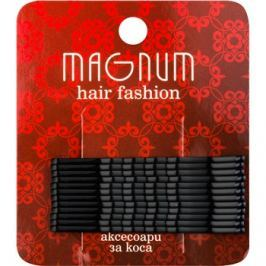 Magnum Hair Fashion Hajtű fekete  12 db