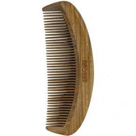 Magnum Natural guajakfából készült fésű  304 14,5 cm
