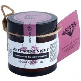 Make Me BIO Face Care Anti-aging éjszakai krém érett bőrre  60 ml