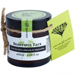 Make Me BIO Face Care Beautiful Face könnyű nappali krém a bőrhibákra  60 ml