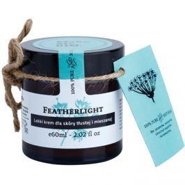 Make Me BIO Face Care Featherlight könnyű krém kombinált és zsíros bőrre  60 ml