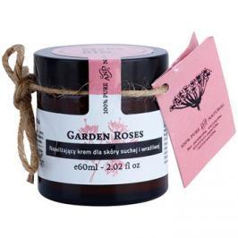 Make Me BIO Face Care Garden Roses hidratáló krém száraz és érzékeny bőrre  60 ml