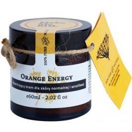 Make Me BIO Face Care Orange Energy hidratáló krém normál és érzékeny bőrre  60 ml