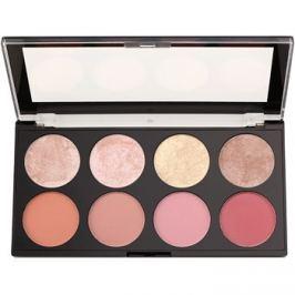 Makeup Revolution Blush arcpirosító paletta árnyalat Blush Goddess 13 g