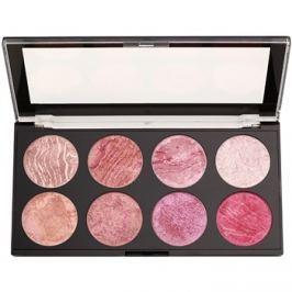 Makeup Revolution Blush arcpirosító paletta árnyalat Blush Queen 13 g