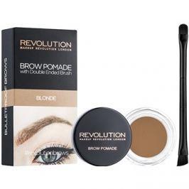 Makeup Revolution Brow Pomade szemöldök pomádé árnyalat Blonde 2,5 g
