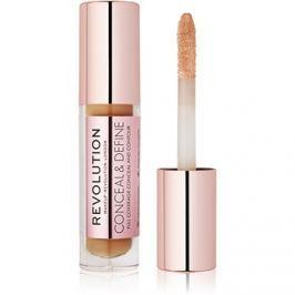 Makeup Revolution Conceal & Define folyékony korrektor árnyalat C12 3,4 ml